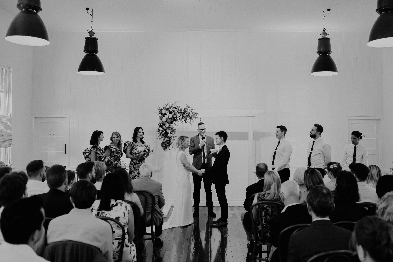 Loyal Hope Wedding